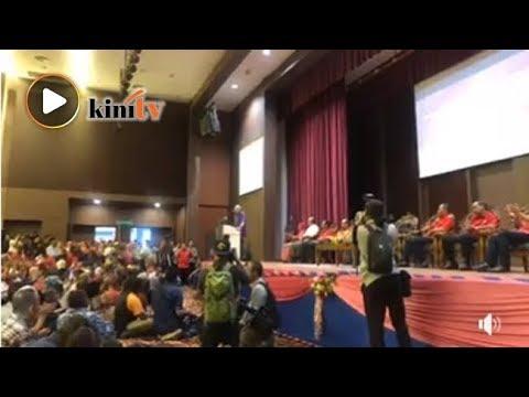 Ucapan penuh Najib rasmi mesyuarat Umno Pekan