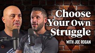 Aubrey Marcus Podcast | #200 Choose Your Struggle with Joe Rogan