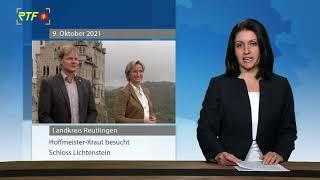 Wirtschaftsministerin Hoffmeister-Kraut besucht Schloss Lichtenstein