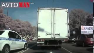 Русские   новые приколы на дорогах  Смотрим ржачное видео