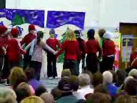 Fishers Elementary School - 2nd Grade Christmas Program
