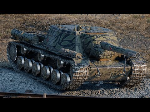 World of Tanks SU-152 - 5 Kills 5,2K Damage thumbnail
