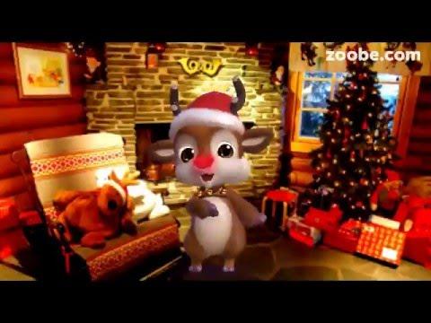 ZOOBE зайка Поздравление со Старым Новым Годом ! - Видео на ютубе