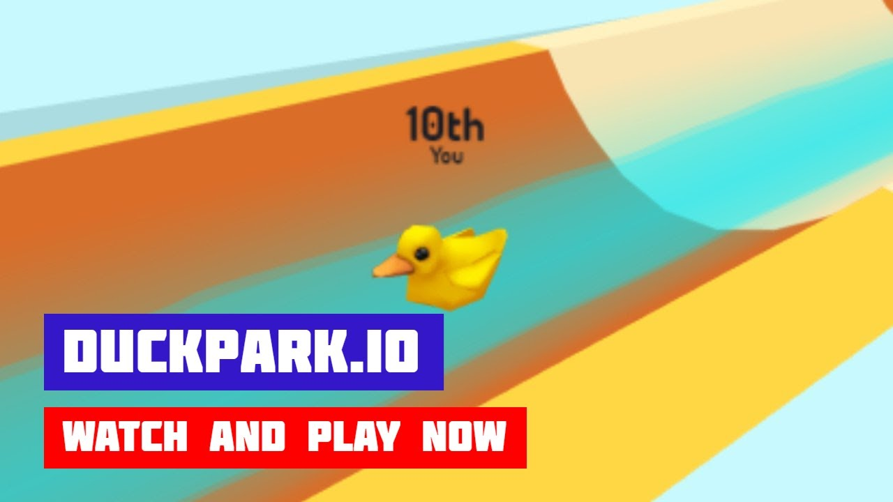 DuckPark io Gameplay