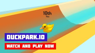 DuckPark.io · Game · Gameplay