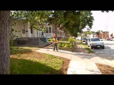 АМЕРИКА #212 дорожные работы в США-3