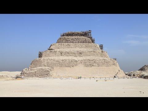 Djoser Step Pyramid - Saqqara - Egypt