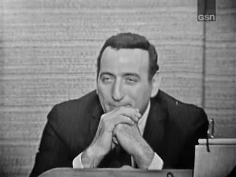 What's My Line? - Brian Epstein; Tony Bennett; Paul Anka [panel] (Oct 18, 1964)