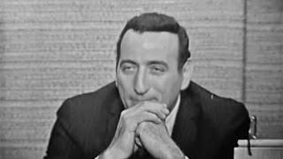 What's My Line? - Brian Epstein; Tony Bennett; Paul Anka [panel] (Oct 18, 1964)