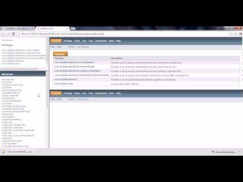 Developing algorithms for Net2Plan: Offline Network Design algorithms