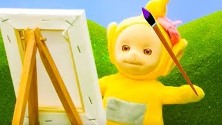 Teletubbies | Fun Drawings | WATCH ONLINE | Teletubbies Stop Motion | Cartoons for Children
