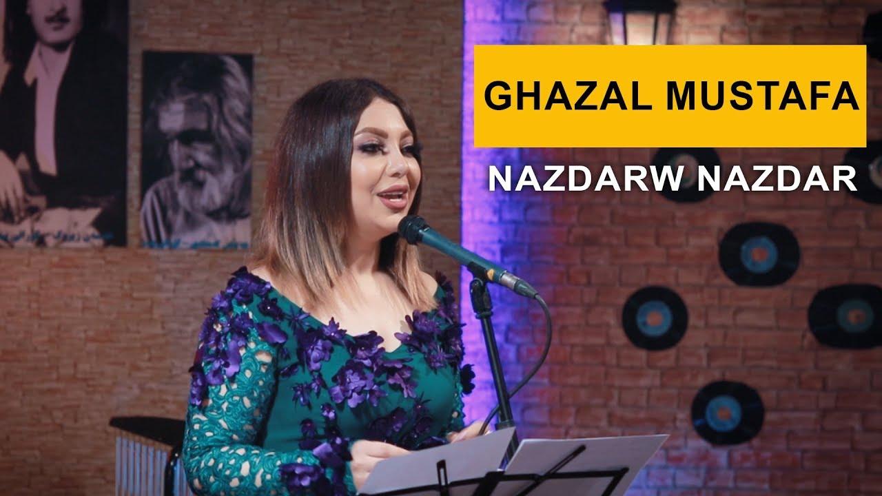 Ghazal Mustafa - Nazdar u Nazdar  (Kurdmax Acoustic)