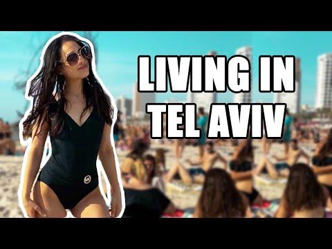 LIVING IN TEL AVIV ISRAEL