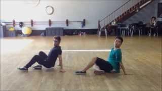 Jeffrey Caluag & Dimitri Mendez | Christina Milian - Dip It Low