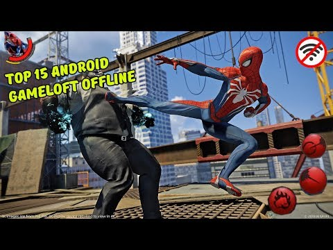 15 Game Android Gameloft Offline Terbaik I Top 15 Android Gameloft Offline