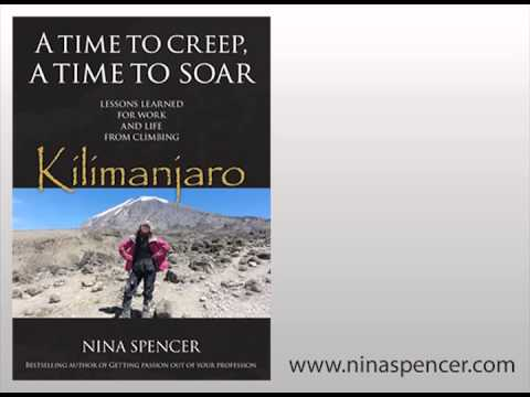 Lessons Learned climbing Mt. Kilimanjaro with Canadian Business Speaker, Nina Spencer
