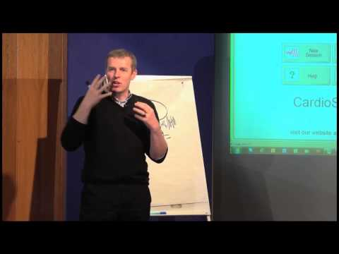 """TEDx Portsmouth - Dr. Alan Watkins - """"Being Brilliant Every Single Day"""""""