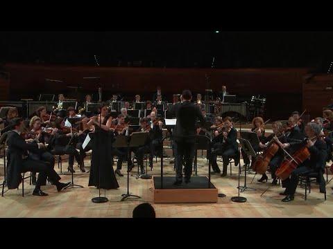 Dalbavie : Concerto pour flûte et orchestre joué par Magali Mosnier