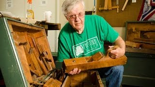 Woodworking Tour: George Lott's Tool Chests at the Frontier Culture Museum (Part 2)