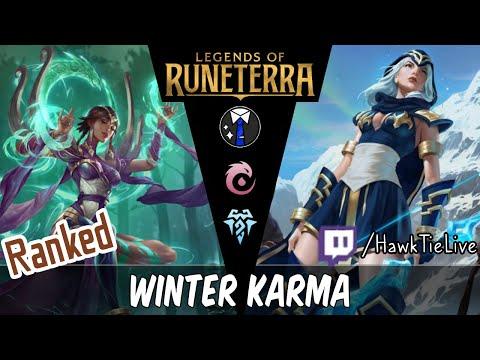 Winter Karma: The Cold War l Legends of Runeterra LoR