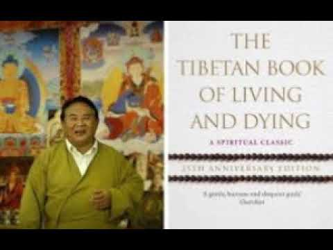 THE TIBETAN BOOK OF LIVING AND DYING - PART ONE - SOGYAL RINPOCHE - AUDIOBOOK - Lomakayu
