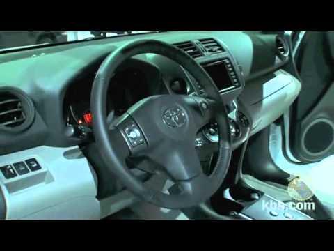 Toyota Rav4 EV 2012