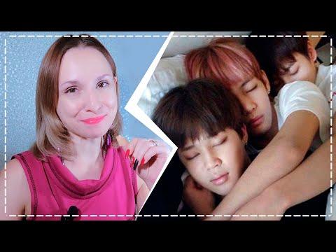 МИЛО СПЯЩИЕ BTS REACTION/РЕАКЦИЯ | KPOP ARI RANG