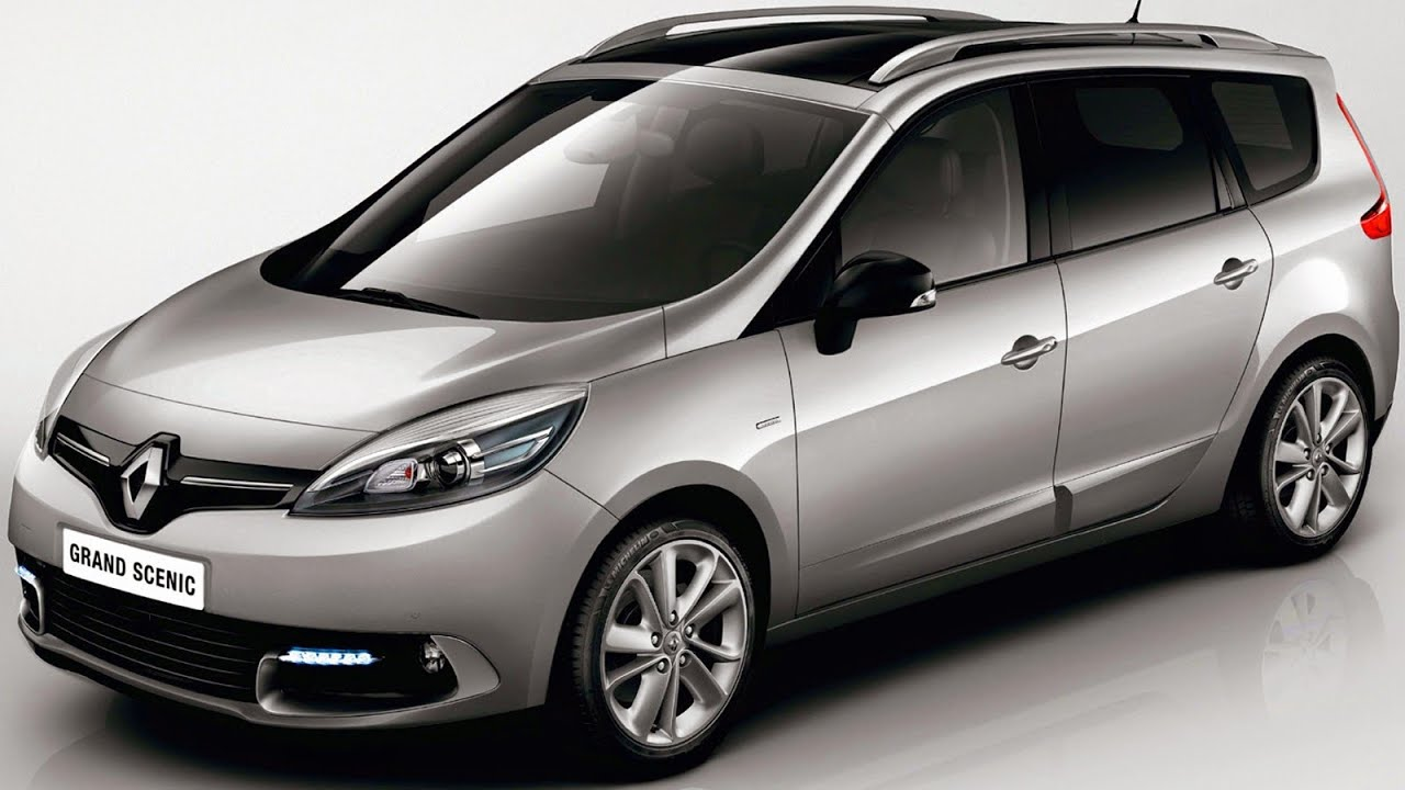 renault scenic limited edition 2014 youtube. Black Bedroom Furniture Sets. Home Design Ideas