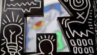 Keith Haring. Gegen den Strich
