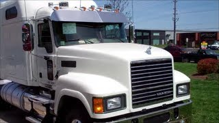 TEST DRIVE: MACK PINNACLE