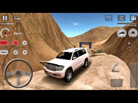 OffRoad Drive Desert Ep5 Free Roam Car Game - Android IOS gameplay