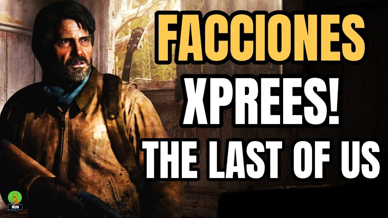 [PS5] THE LAST OF US FACCIONES CON LA IRON FORCE