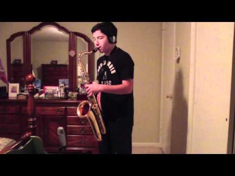 Green Day  21 Guns  Saxophone