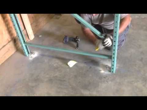 used pallet rack installation in greensboro nc