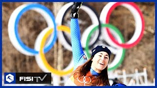 Un altro oro storico a Pyeongchang!: Sofia Goggia vince la Discesa