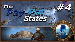 Europa Universalis IV Mare Nostrum | The Pay-Pal States | Episode 4 [Sardinia]