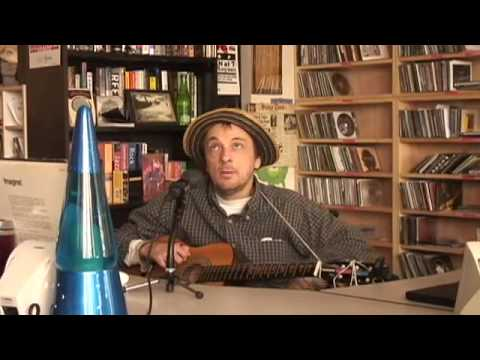 Vic Chestnutt's Tiny Desk Concert at NPR Music