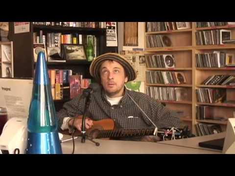 Vic Chestnutt: NPR Music Tiny Desk Concert