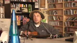 Vic Chestnutt: NPR Music Tiny Desk Concert