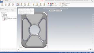 What's New Mastercam 2018 3D High Speed Toolpaths Workflow