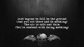 Avenged Sevenfold - Clairvoyant Disease [Lyrics on screen] [Full HD]