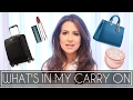What's In My Bag (Carry On) | Travel Edition | JASMINA PURI
