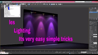3ds max ies light tutorial