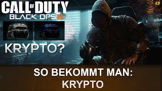 Black Ops 3: Kryptos / Schwarzmarkt [Deutsch]