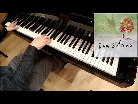 Town by the Sea ~ I Am Setsuna ~ Piano