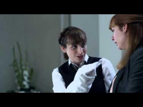 BBC2 Whites - Napkin Scene