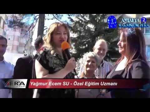 Maksimum Zeka 2 Açılışı Lara Antalya 2014