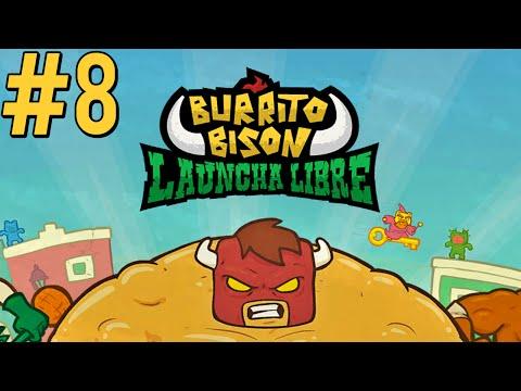 PRICKLY TO NASZ PRZYJACIEL! - Burrito Bison Launcha Libre #8