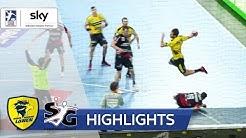 Rhein-Neckar Löwen - SG Flensburg-Handewitt   Highlights - LIQUI MOLY Handball-Bundesliga 2019/20