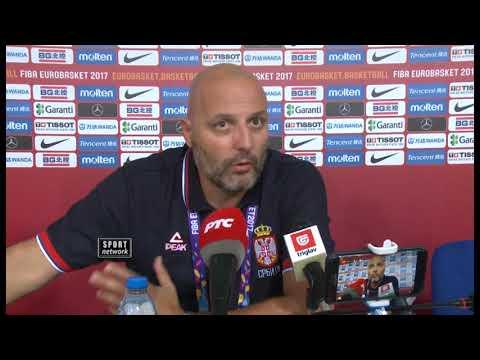 Evrobasket2017, Đorđević posle Velike Britanije